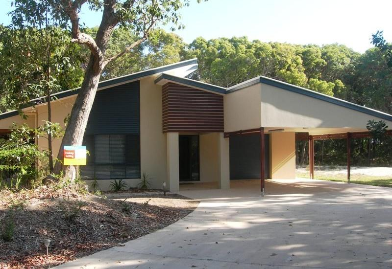 Fresh, New and Modern Beach House