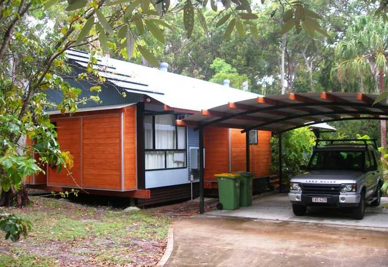 Pet Friendly, fully fenced and air conditioned.