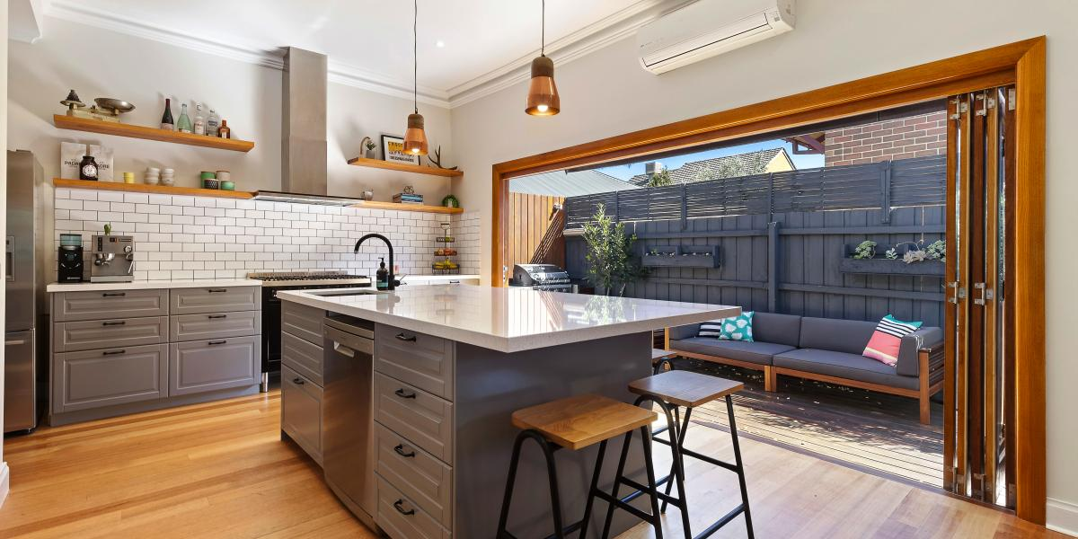 Timeless period charm with modern style
