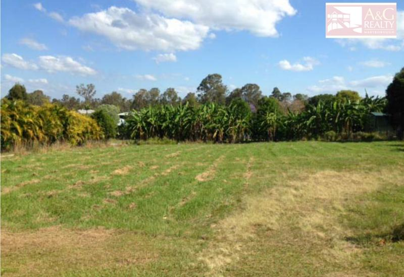 1,322m2 Allotment In the Heart of Tiaro!