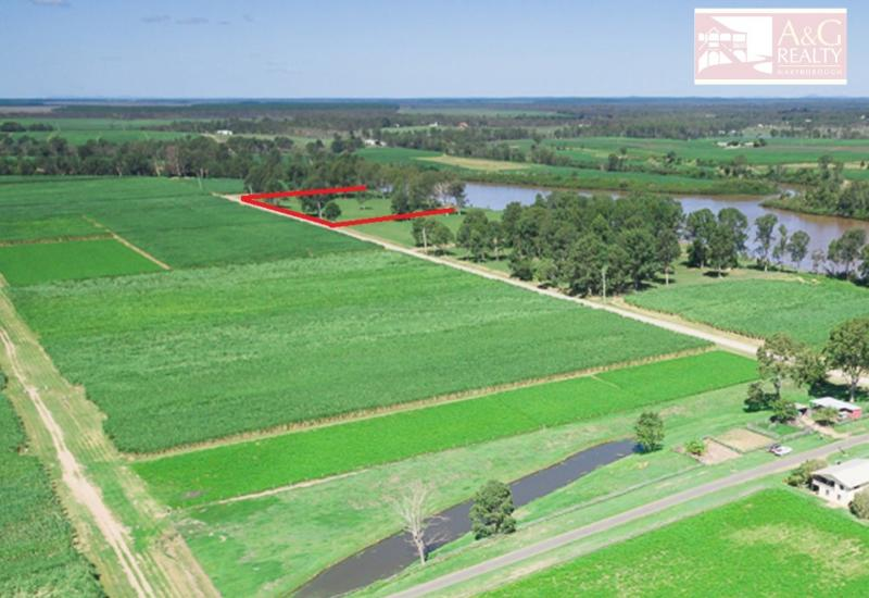 Three Hectares With River Front Views