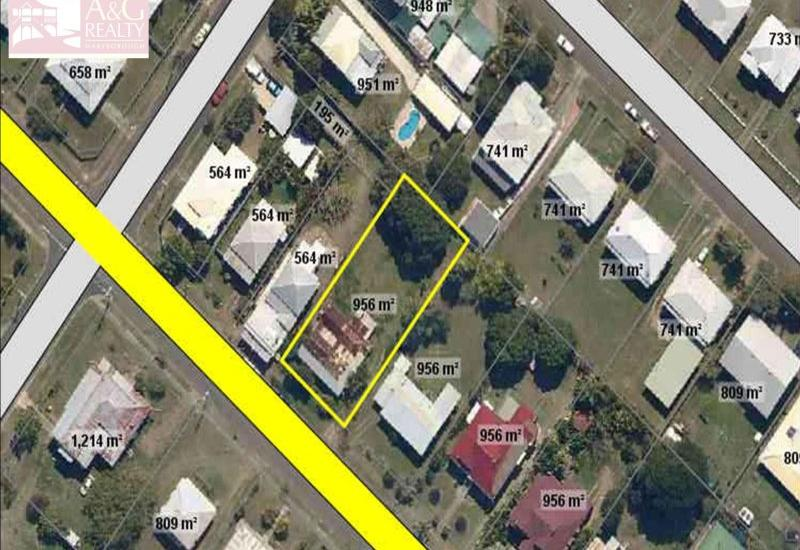 Land A Bargain – 956m2 – Medium Density