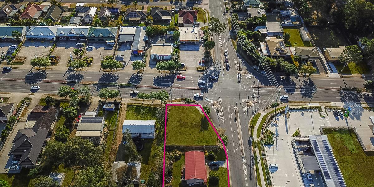 Prime Development Opportunity with Future Re-Zoning
