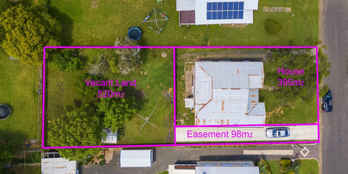 Level Vacant Land to Build your New Home