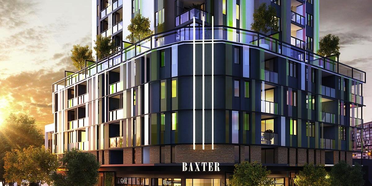 Baxter St Apartments - Boutique Complex is now Completed.