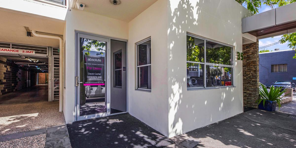 Boutique Office with Direct Street Frontage