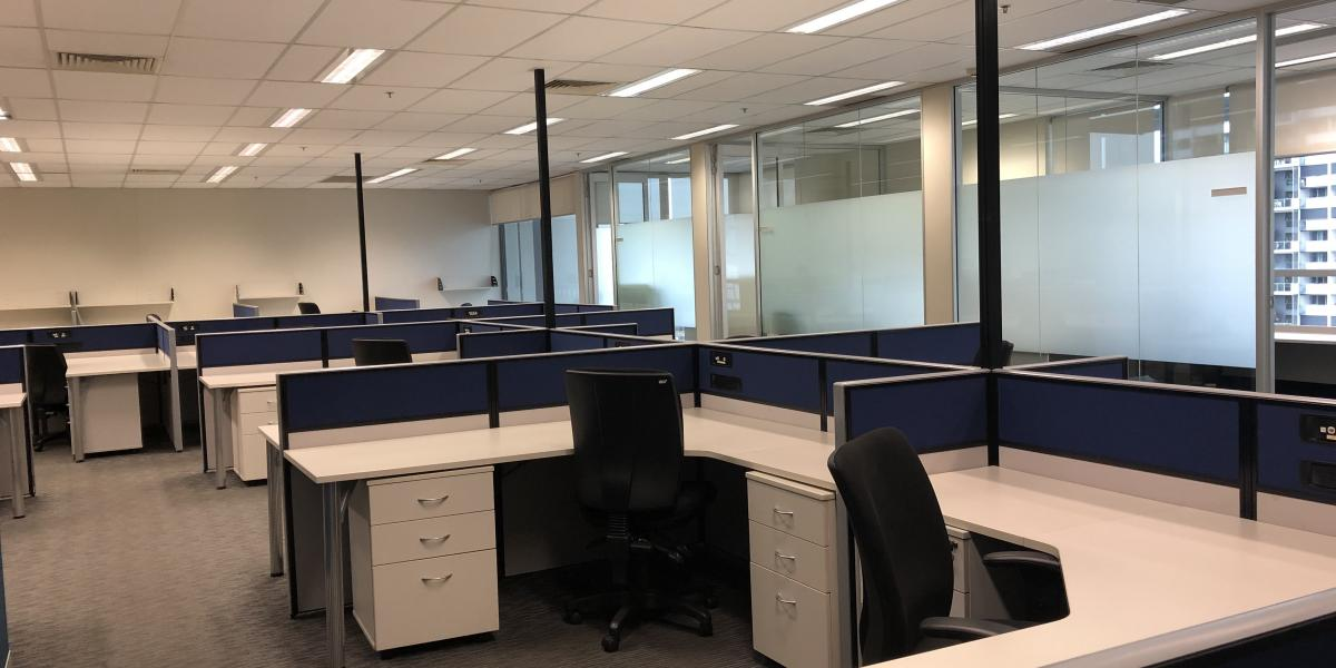 A GRADE MODERN OFFICE SPACE CENTRAL LOCATION