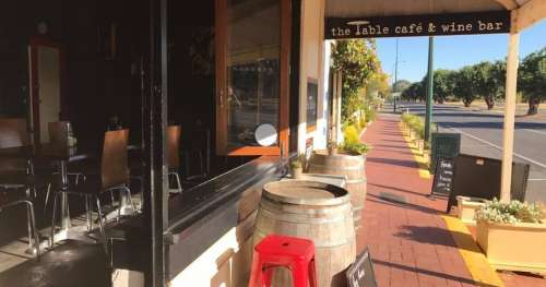 The Table Cafe & Wine Bar, Barossa Valley