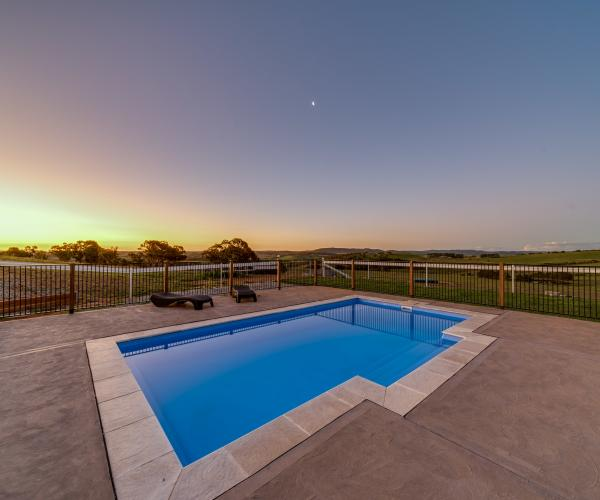 Pool, Shed, Stunning Home & Million Dollar Views!