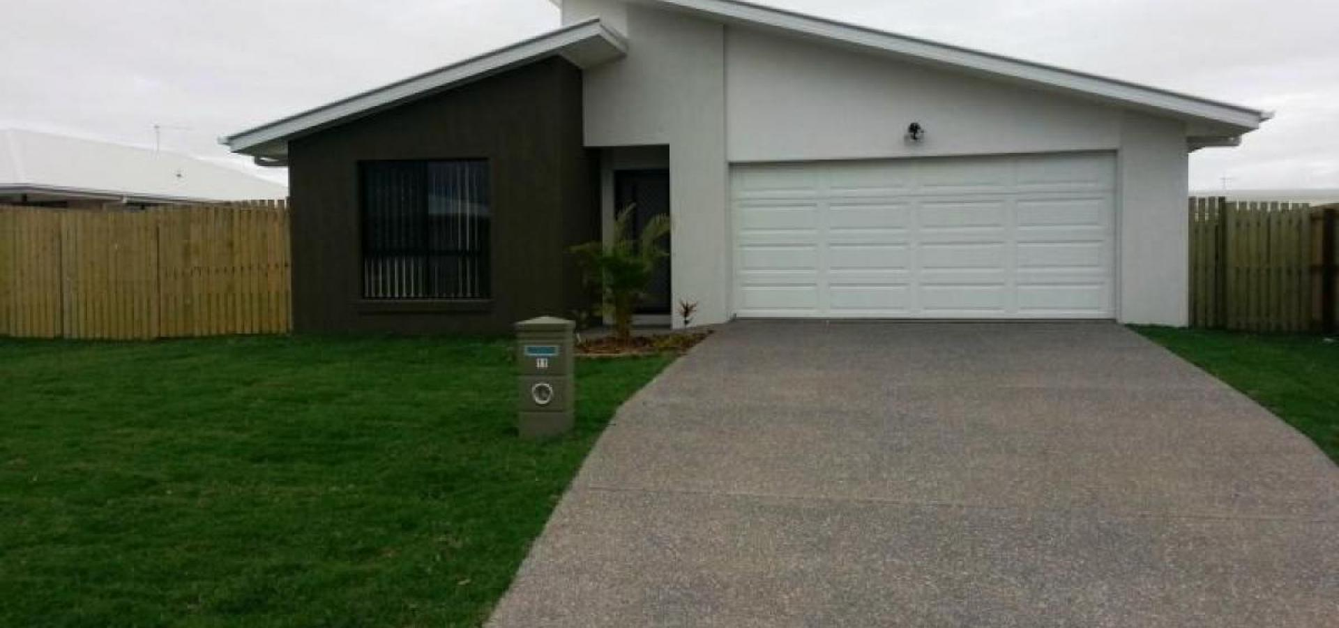 4 Bedroom Home with Room for Shed
