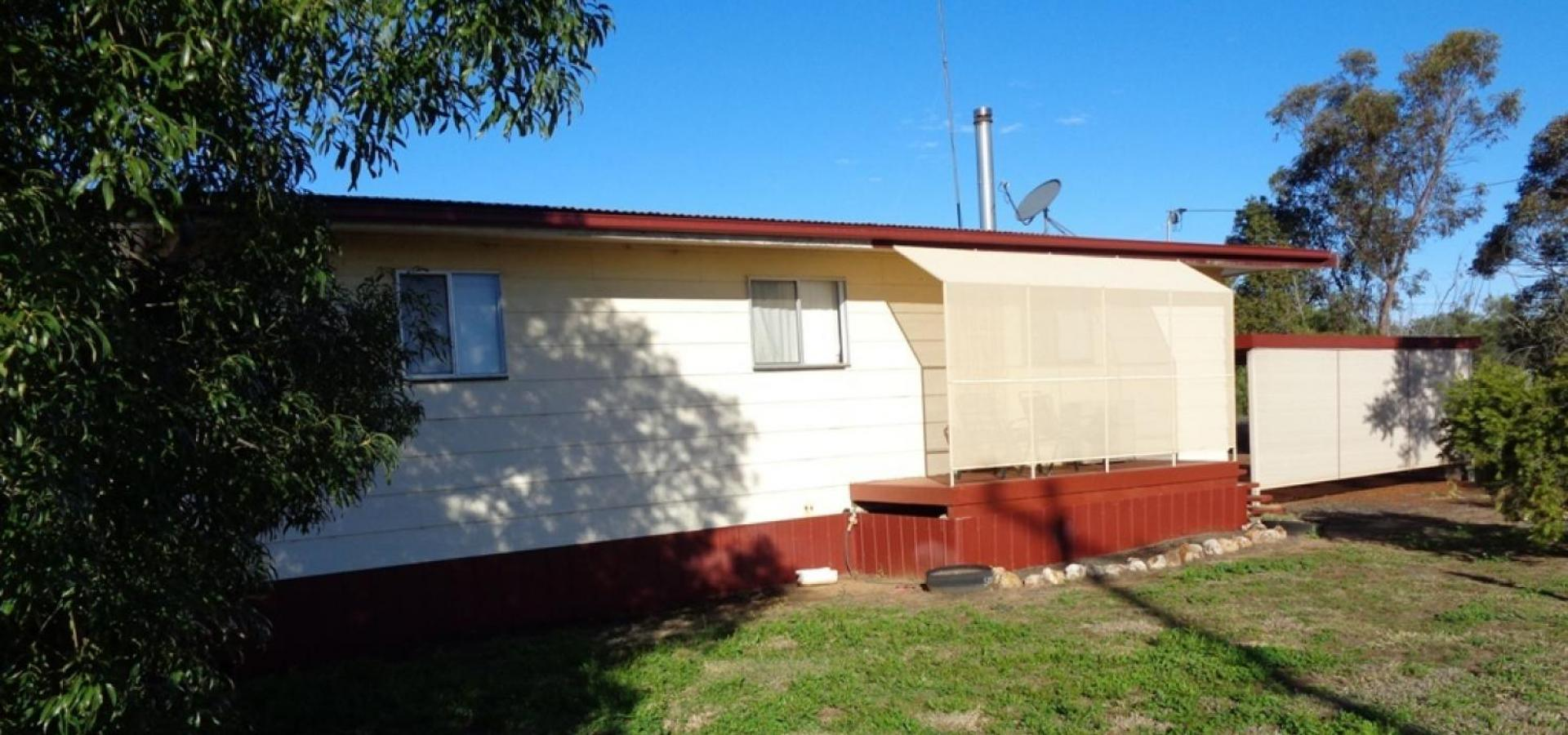 -  A Gem on the Darling Downs  -