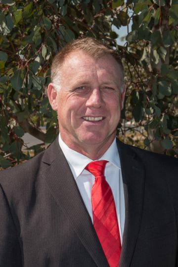 Mark Sawyer J.P