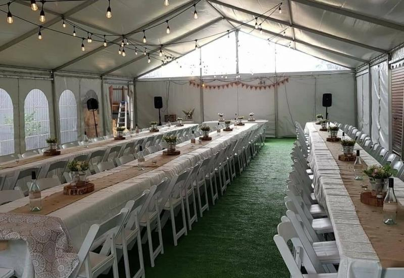 EVENTS AND PARTY HIRE BUSINESS FOR SALE