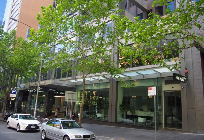 COLLINS STREET Owner Occupied Suite also FOR LEASE & Investment.