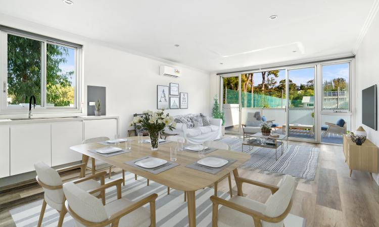 """BRAND NEW """"BRIDGEPOINT"""" APARTMENTS - 2 BEDROOMS - SURPRISINGLY QUIET! BRAND NEW , STYLISH & LUXURIOUS"""