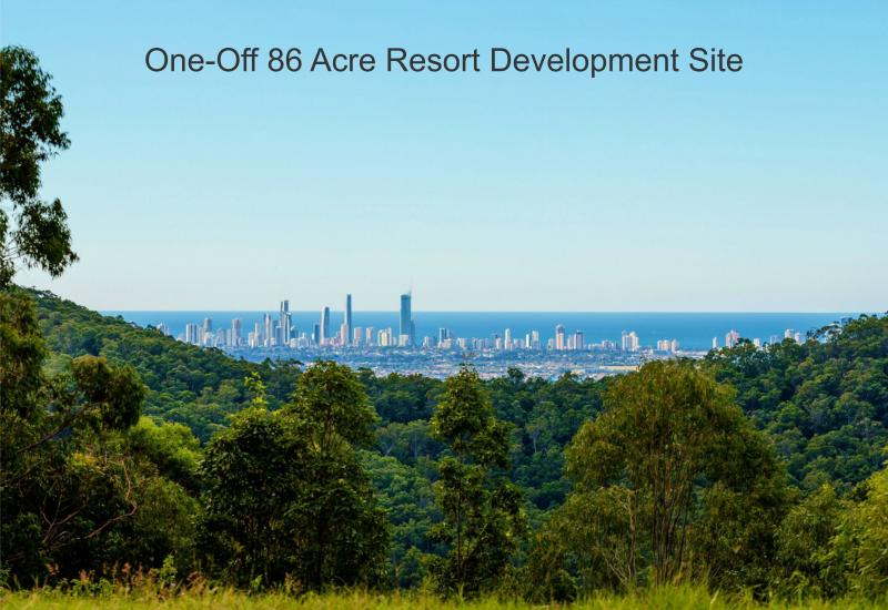 One-Off 86 Acre Development Site
