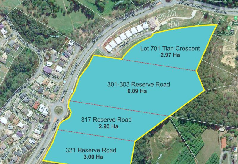 For Sale - 14.99 Hectares