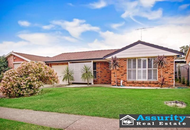 Immaculate Three bedroom home