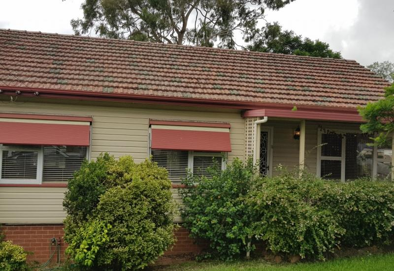 Conveniently located Two Bedroom House