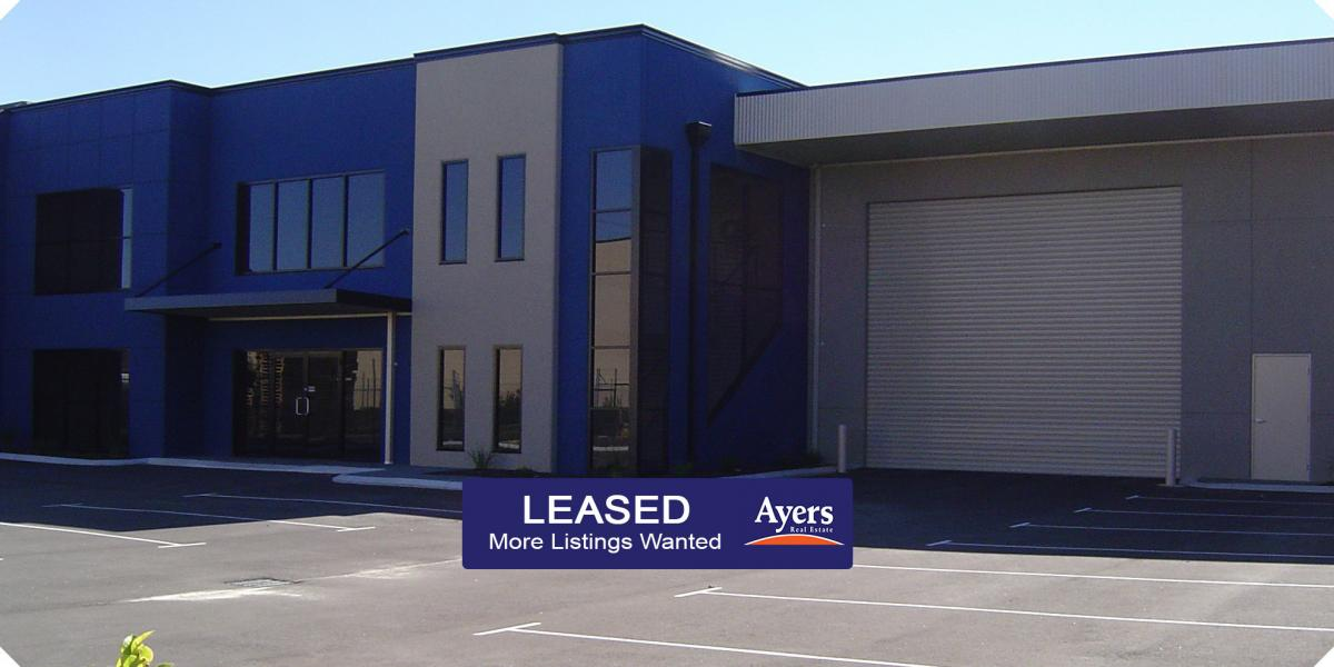 1,023SQM FREESTANDING OFFICE WAREHOUSE