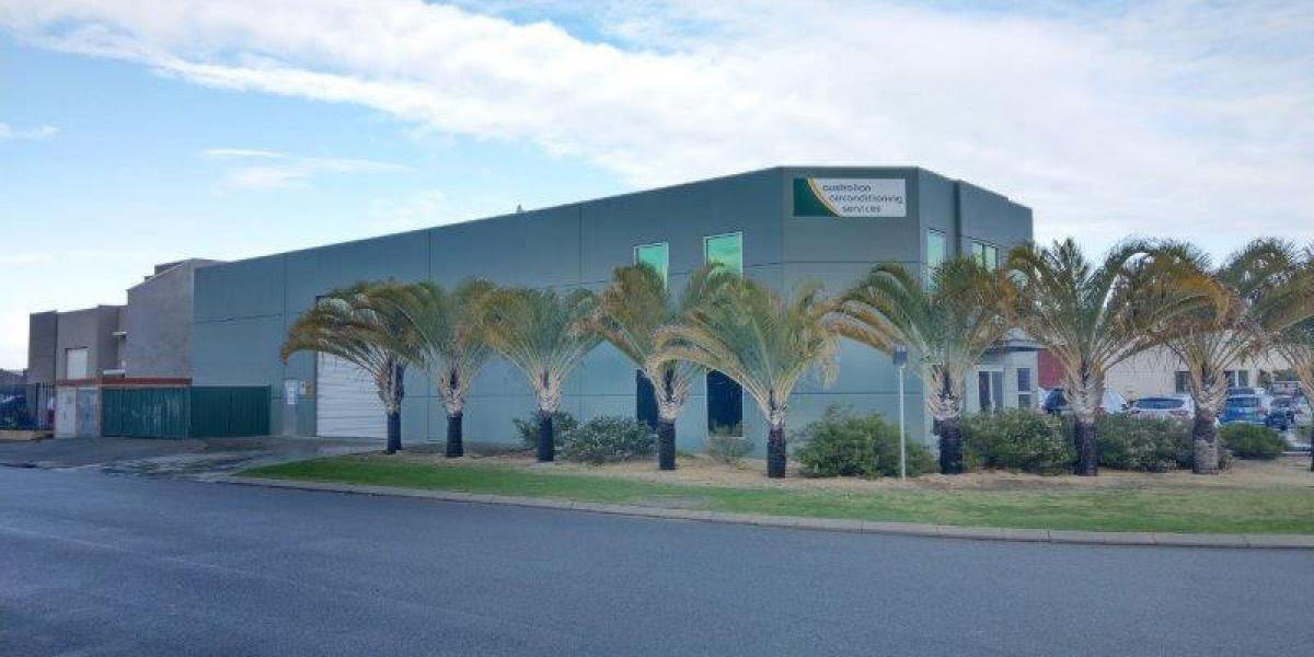 894SQM STAND ALONE OFFICE | WAREHOUSE