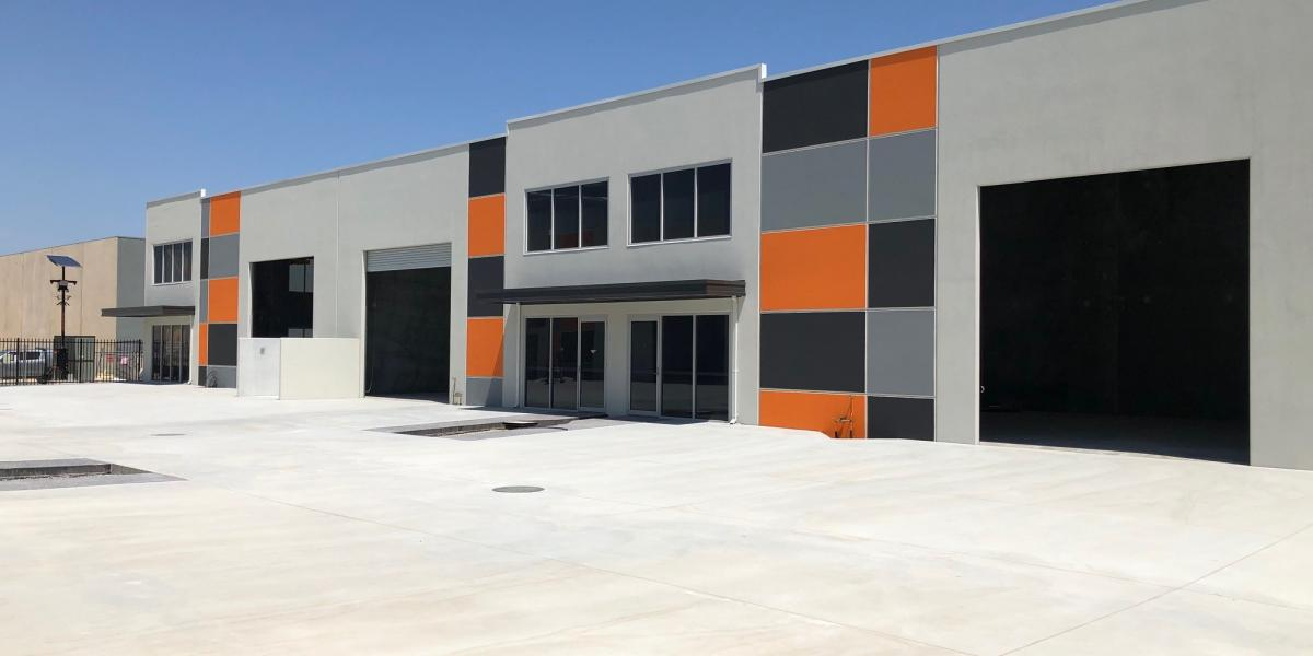 8 BRAND NEW WAREHOUSE UNITS | ONLY 1 LEFT