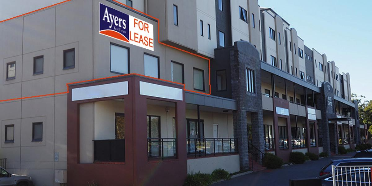 98sqm Office | Boardroom | Plus 3 Parking Bays