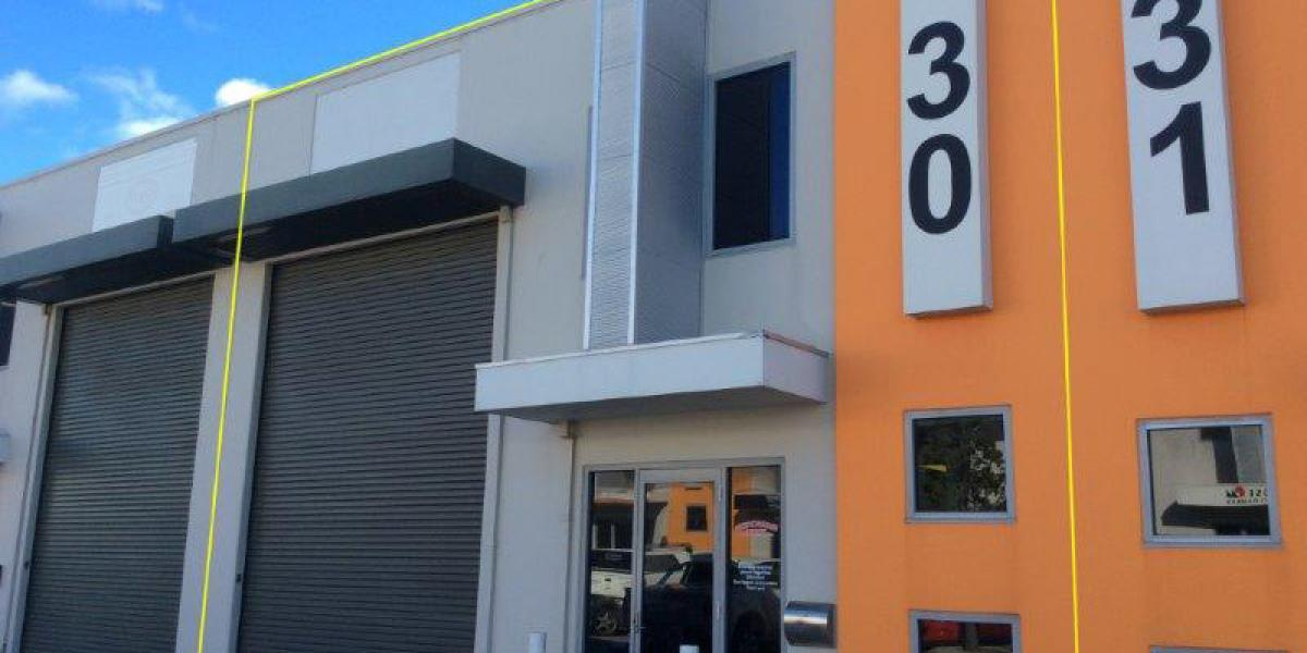 185SQM OFFICE | WAREHOUSE  CURRENTLY LEASED UNTIL 30/4/2020 APPROX 5.8% NET RETURN