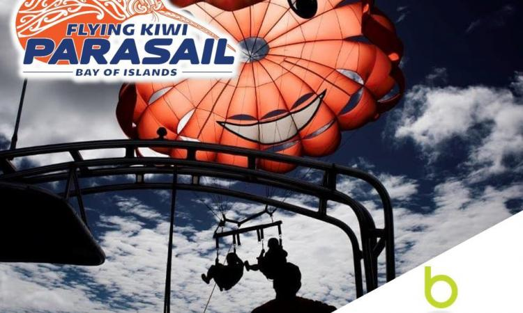 Bay of Islands Parasail - Exciting and Profitable