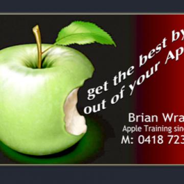 Brian WRATTEN testimonial image