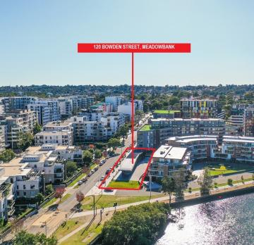 UNIQUE WATERFRONT OPPORTUNITY - MEADOWBANK FORESHORE