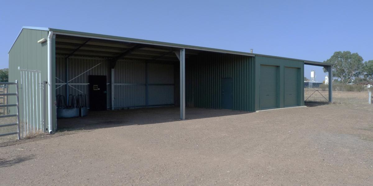 BENALLA CARAVAN AND BOAT STORAGE.