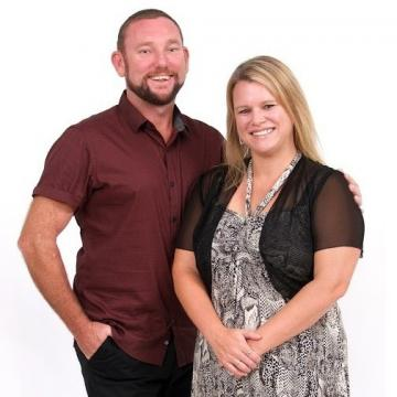 Andrew and Jodie Paterson