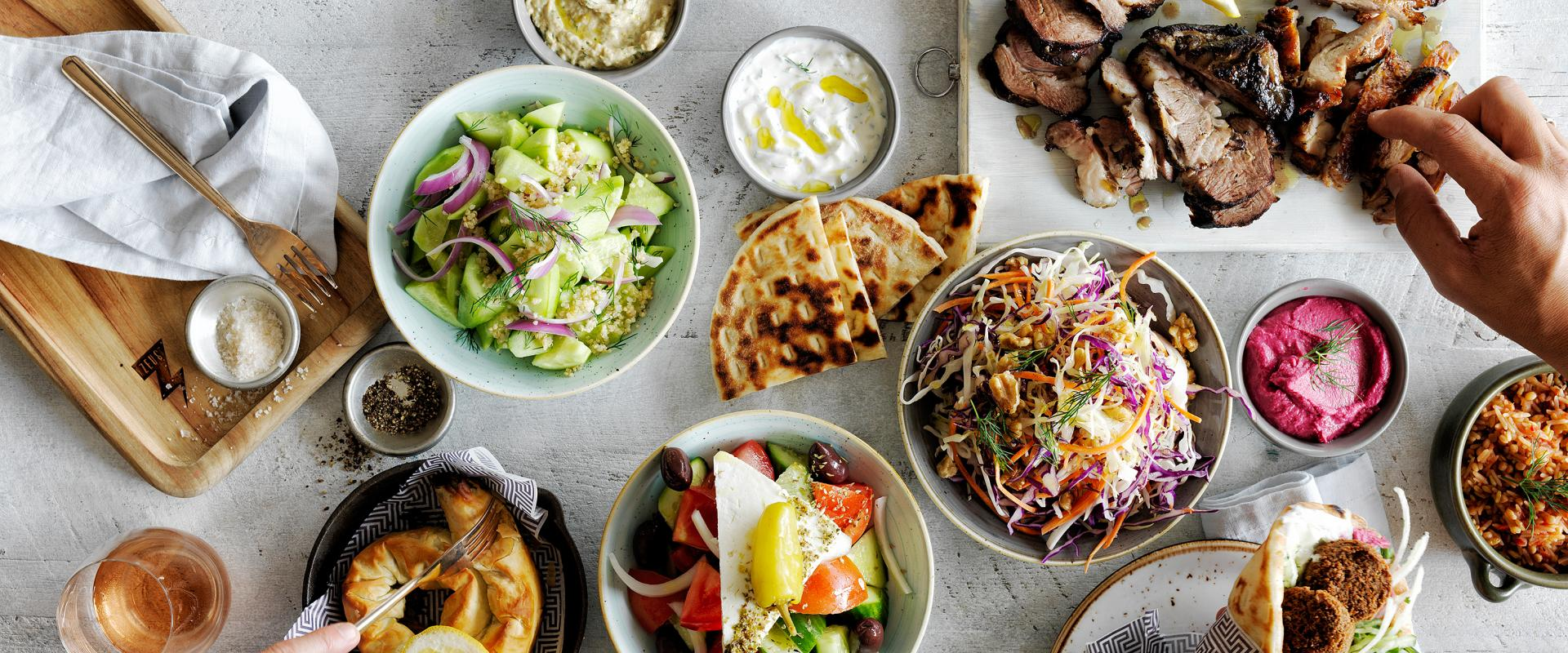 Zeus Street Greek Franchise Restaurant For Sale in NSW contact Matthew Page