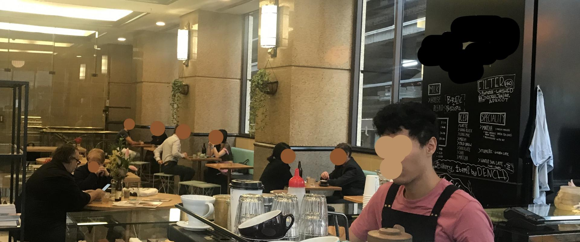 Well Set Up Café for Sale in CBD $35,000