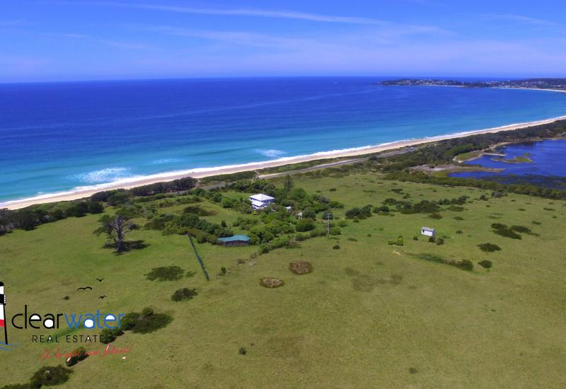 40 Acres - Amazing Views - Beach Across The Road
