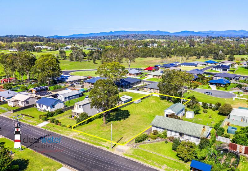 Large Block Close To New Hospital Site @ Moruya