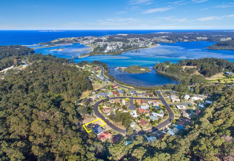 Water & Hinterland Views - Vacant Land @ North Narooma