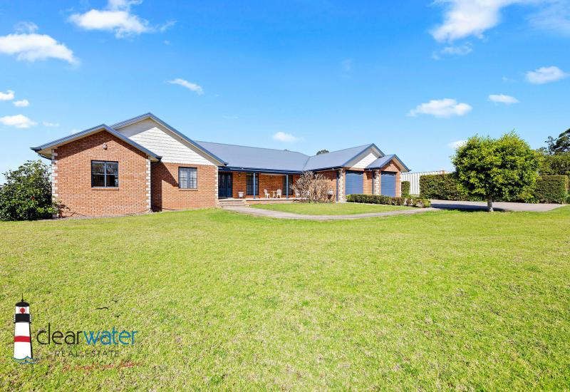 Small Acreage with Picturesque View @ Moruya