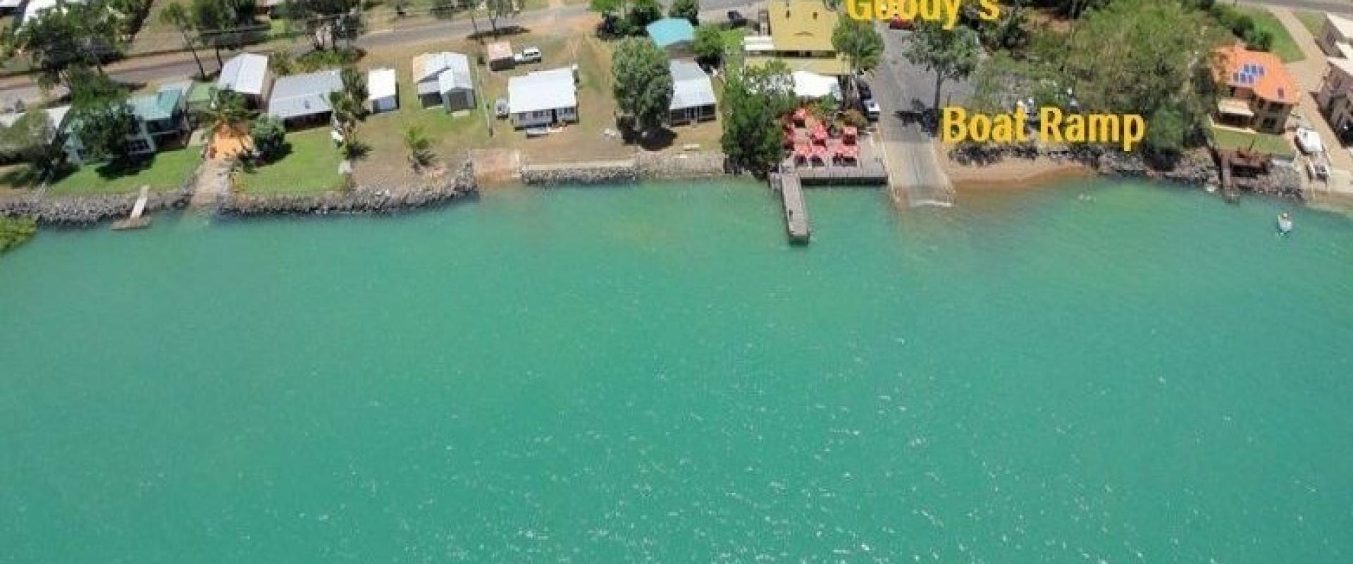 nearby Toogoom boat ramp