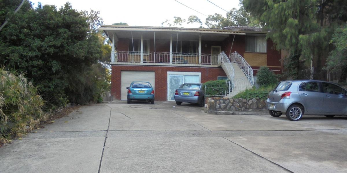 Two bedroom home located in Blacktown