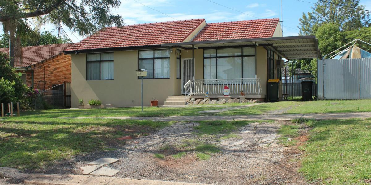 Renovated Family Home In Doonside