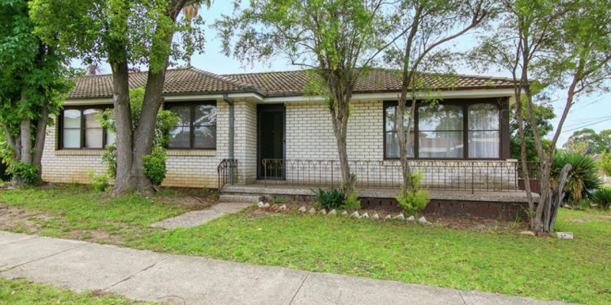 A Brick Veneer Family home located in Blacktown