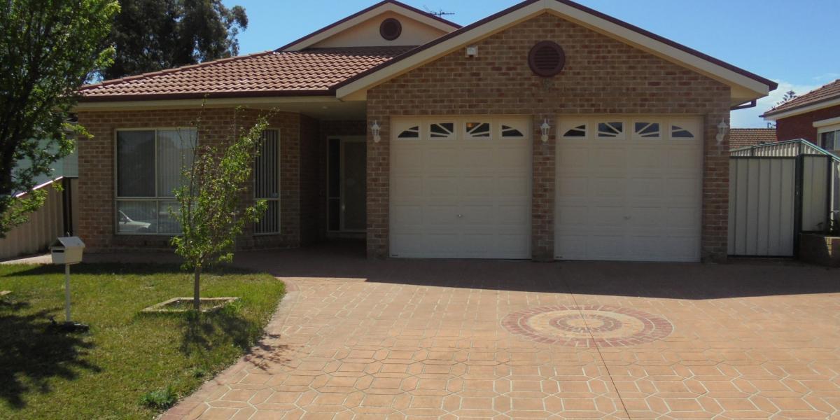 Brick Veneer Modern Home