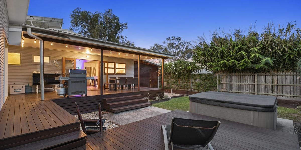 North Facing Funky Mudjimba Beach House