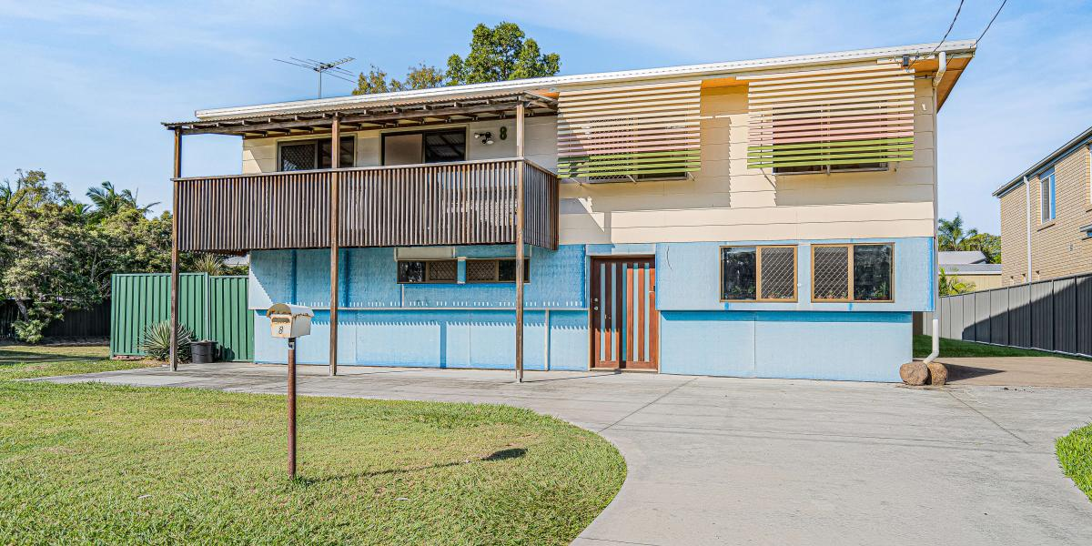 Partly Renovated 2 level home on 799m2 Block