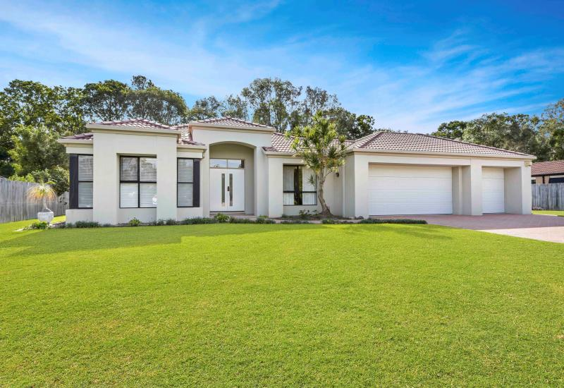 Exceptional value for a spacious quality home on a large parcel of land