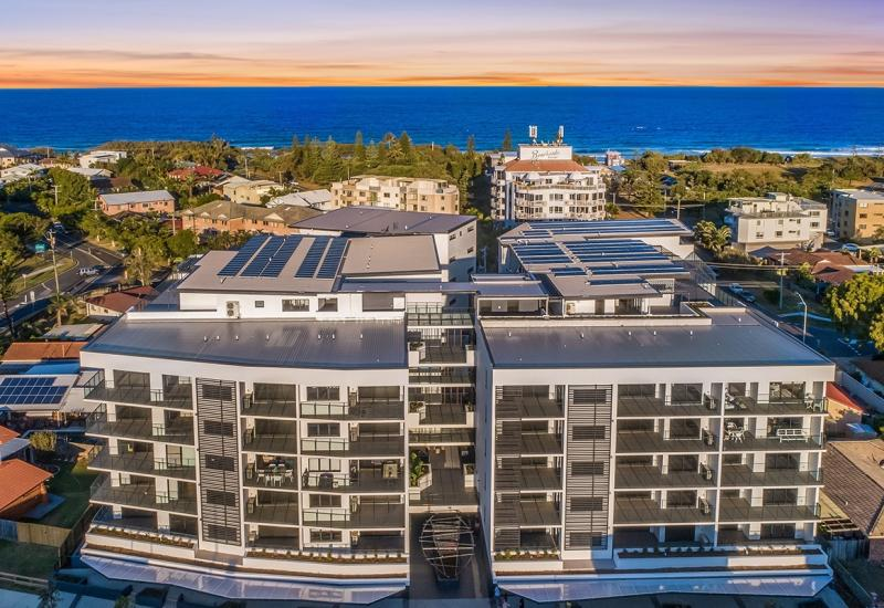 Amazing 3 bedder by the Beach