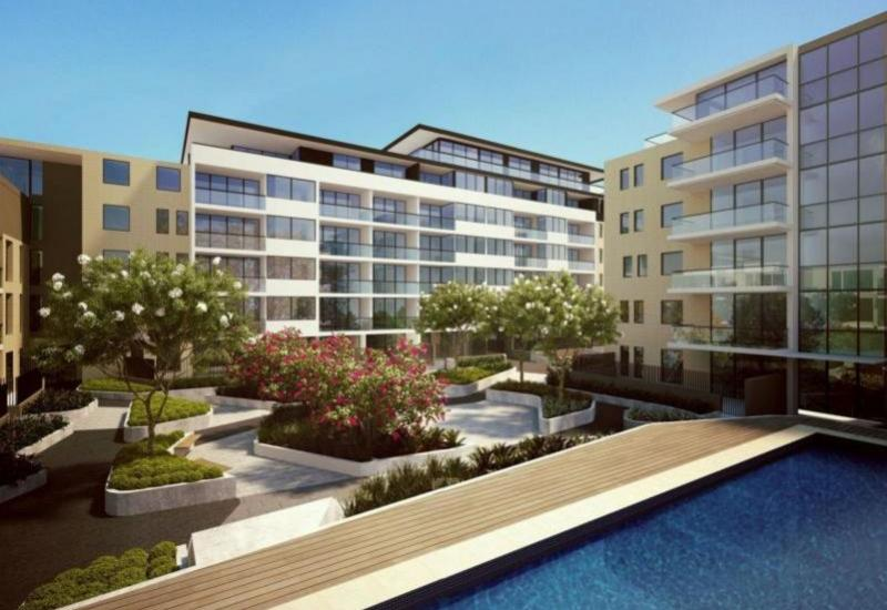 Waterside Relaxation - Brand new 1-bedroom apartment!