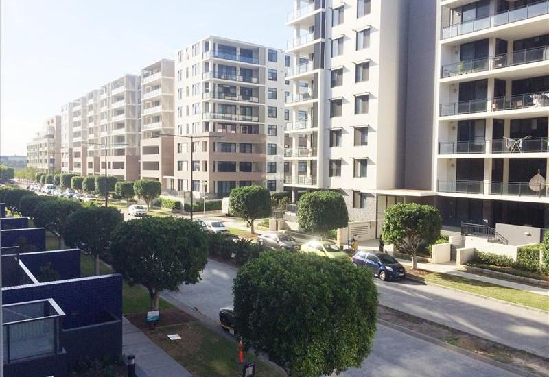 Brand New 2 Bedroom Apartment For Lease In Alora Wentworth Point!!